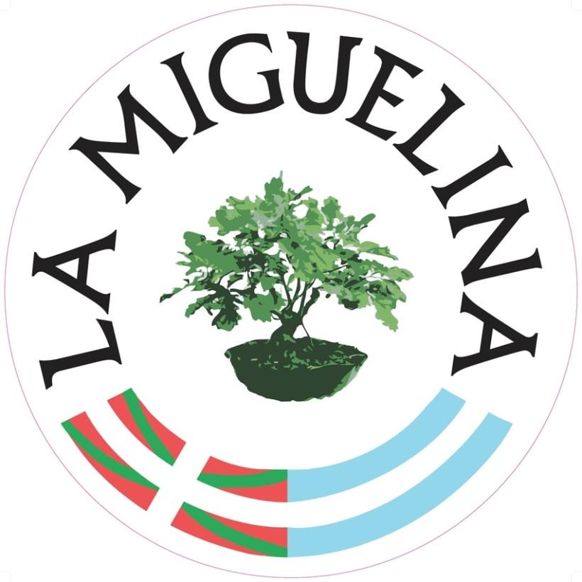 Letrero La Miguelina 2