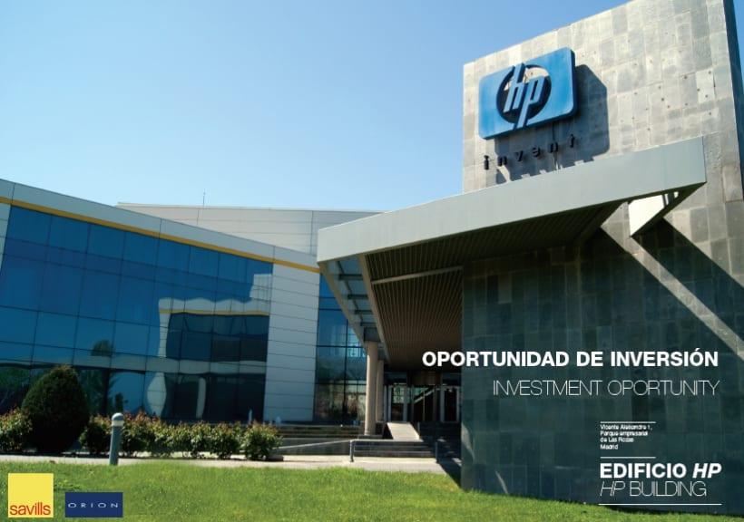 Edificio HP Las Rozas 1