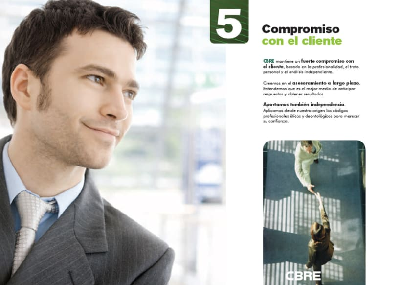 Richard Ellis, folleto corporativo 5