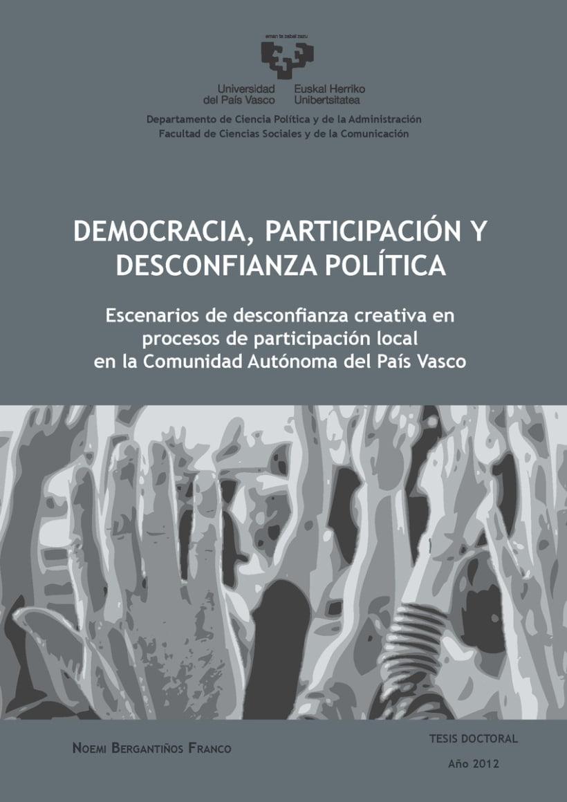 Tesis EHU/UPV -  Cs. Políticas - Noemí Bergantiños Franco 1