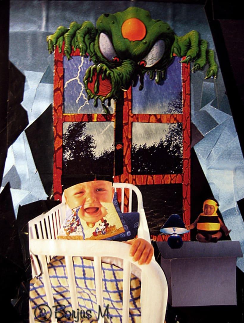 Ilustración y pintura tradicional. 12