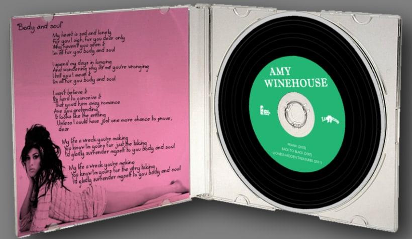 Caja de CD 2