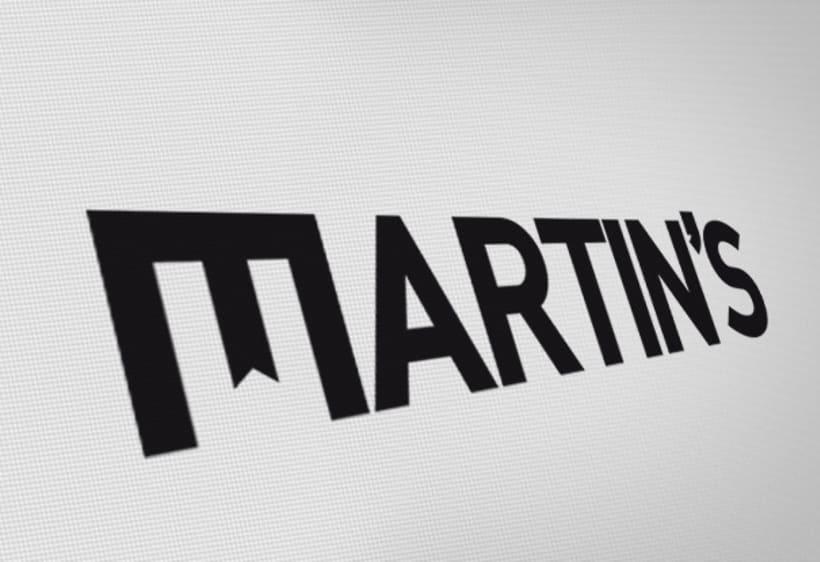 Identidad Corporativa Martins 3