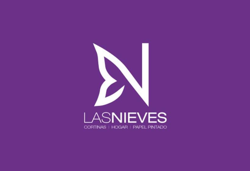 Identidad Corporativa Las Nieves 2