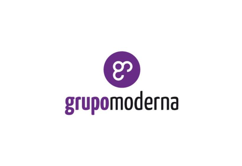 Identidad Corporativa Grupo Moderna 2