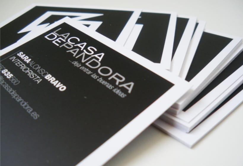 Identidad Corporativa LaCasaDePandora 5