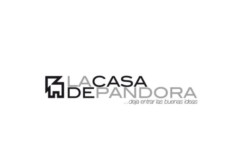 Identidad Corporativa LaCasaDePandora 3