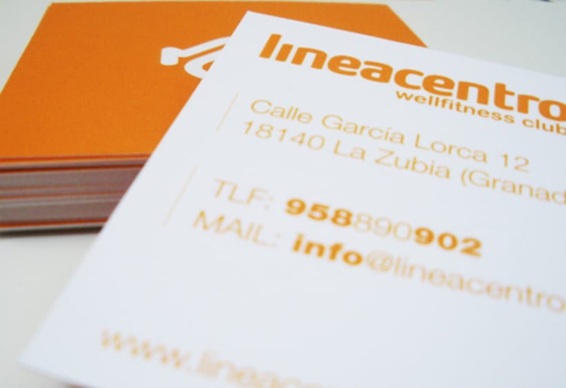Identidad Corporativa Lineacentro 4