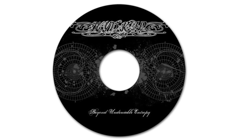 HYBRID - CD | beyond undeniable entropy 3