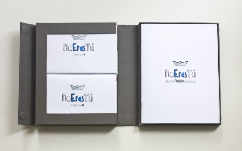 "Packaging ""No eras Tú"" 5"