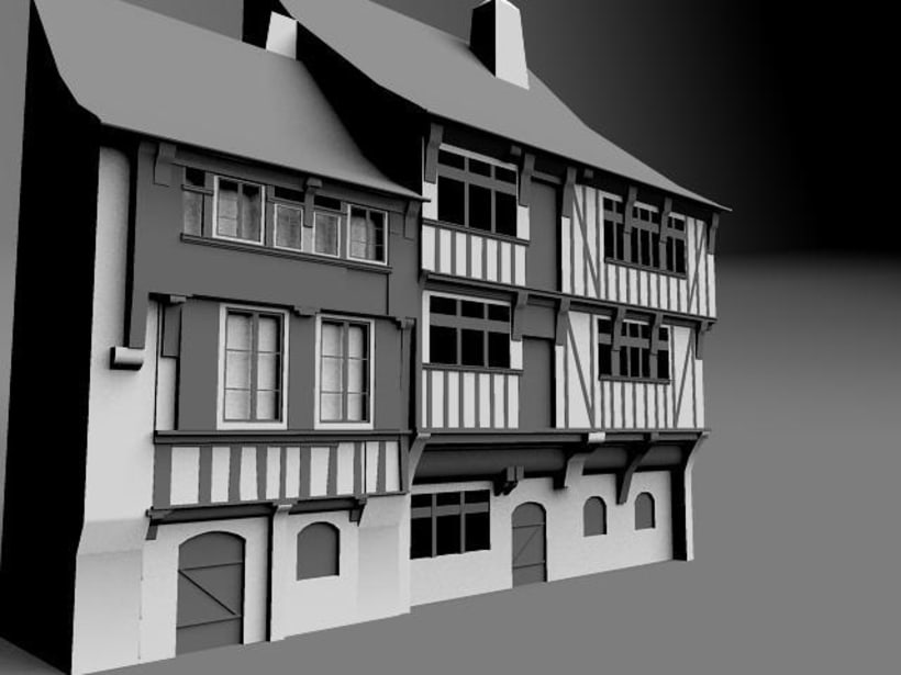Casa Medieval Kornel 5