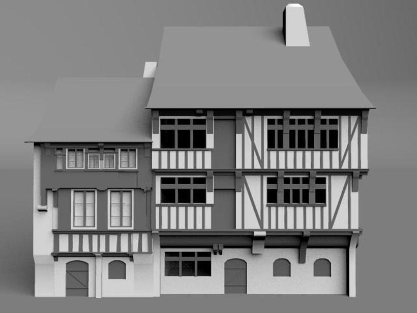 Casa Medieval Kornel 4