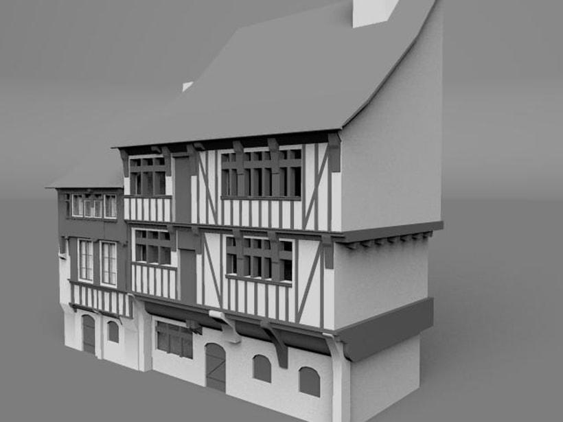 Casa Medieval Kornel 3