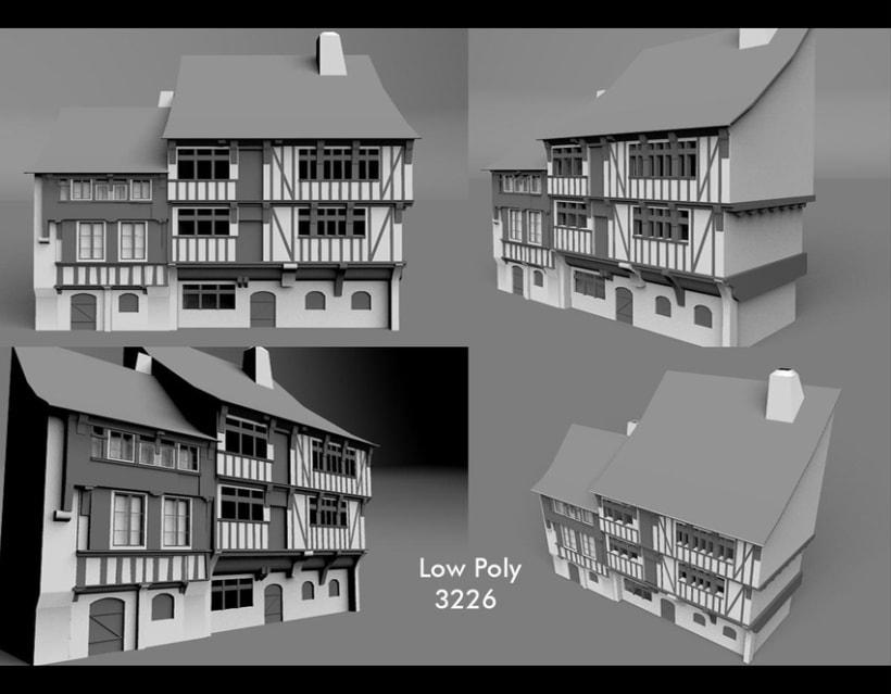 Casa Medieval Kornel 2