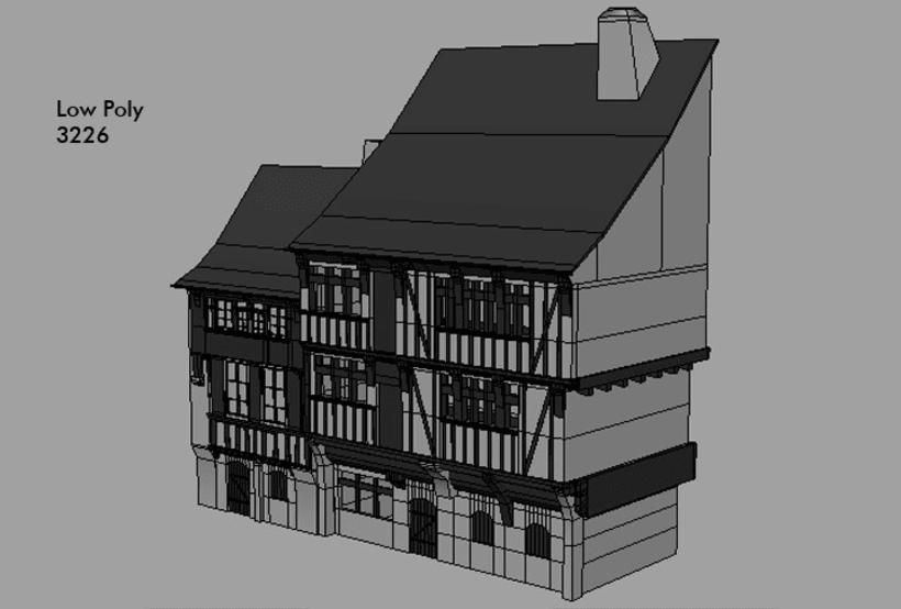 Casa Medieval Kornel 1