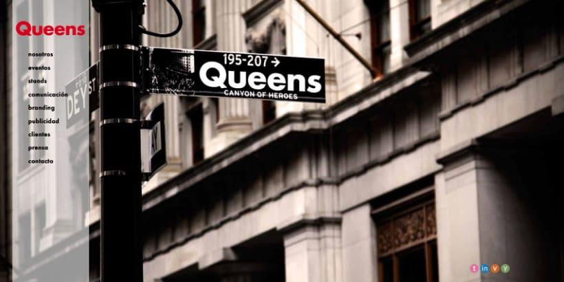 Agencia Queens web 2
