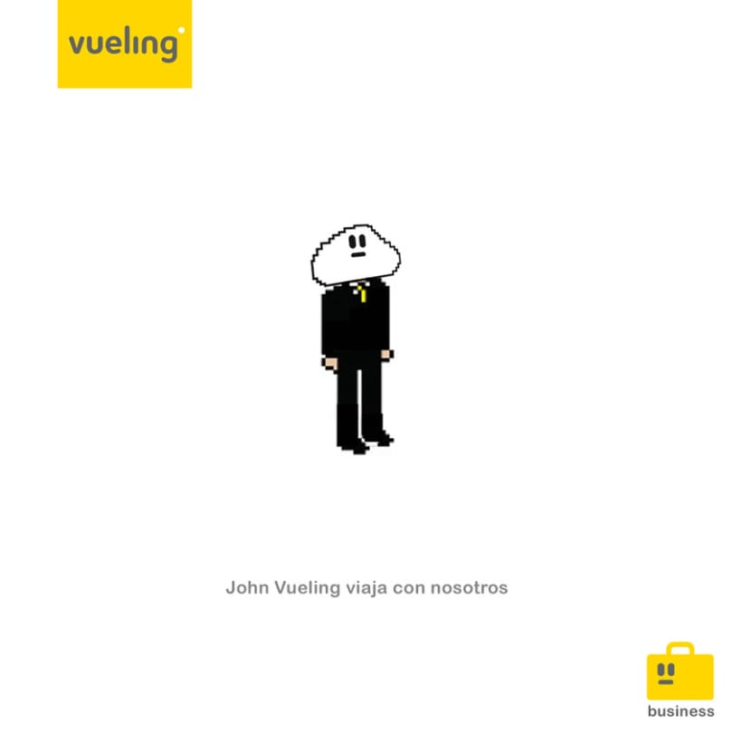 Vueling Bussines 12