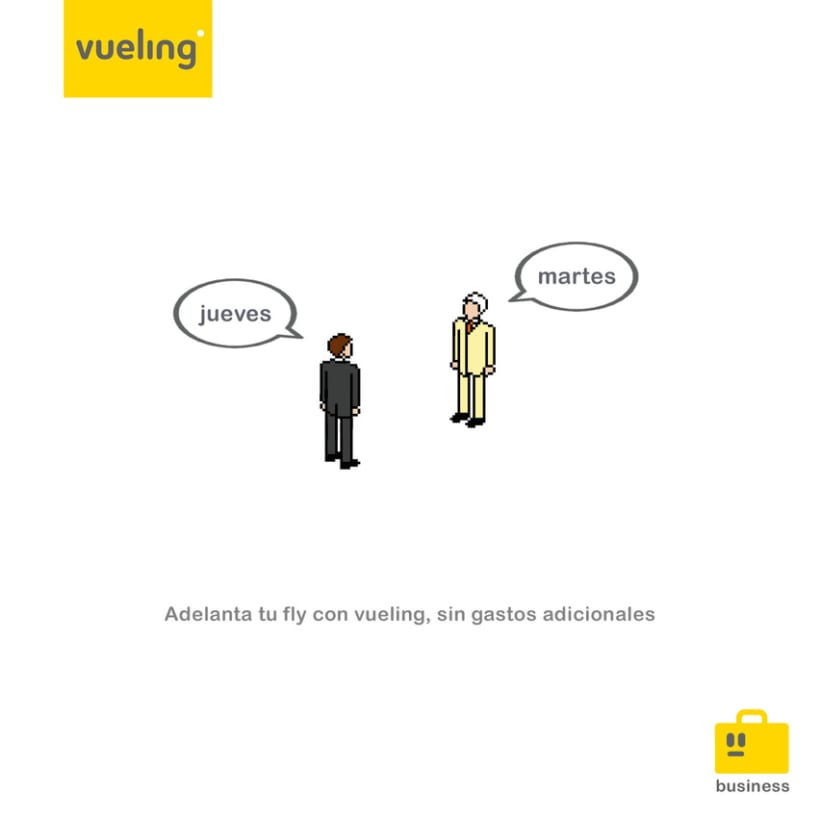 Vueling Bussines 4