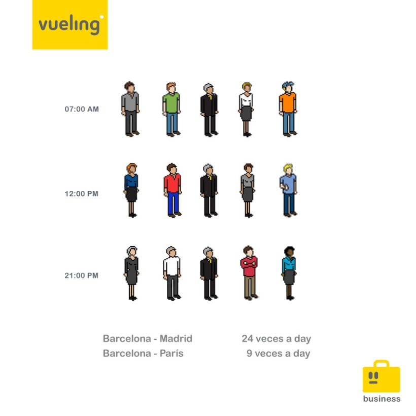 Vueling Bussines 3