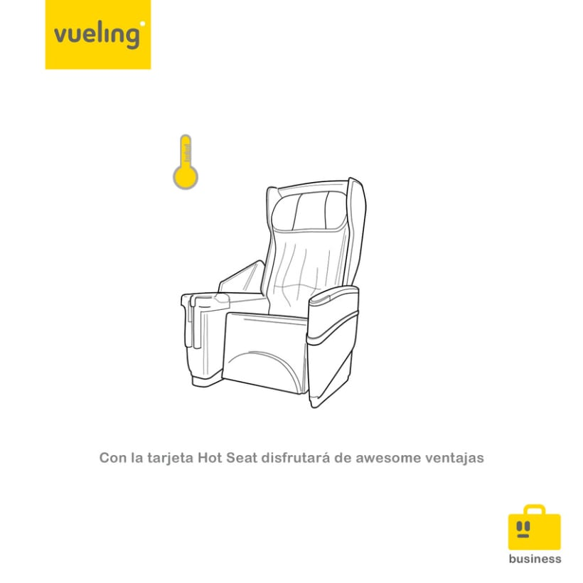 Vueling Bussines 9