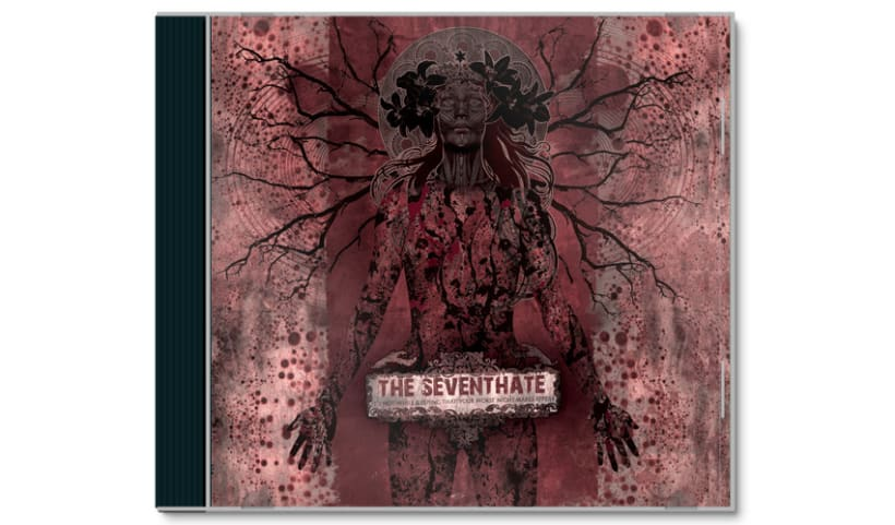 THE SEVENTHATE - CD | it's not while sleeping that your worst... 1