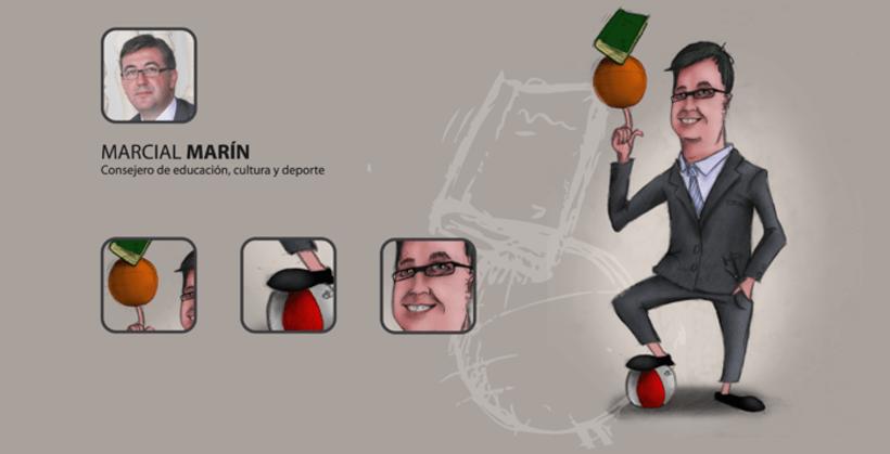 caricatura politica 5