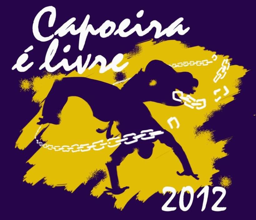 Imagen corporativa Galera Capoeira 6