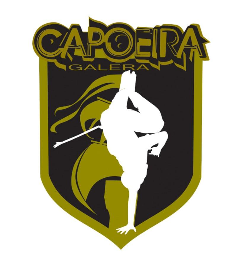 Imagen corporativa Galera Capoeira 2
