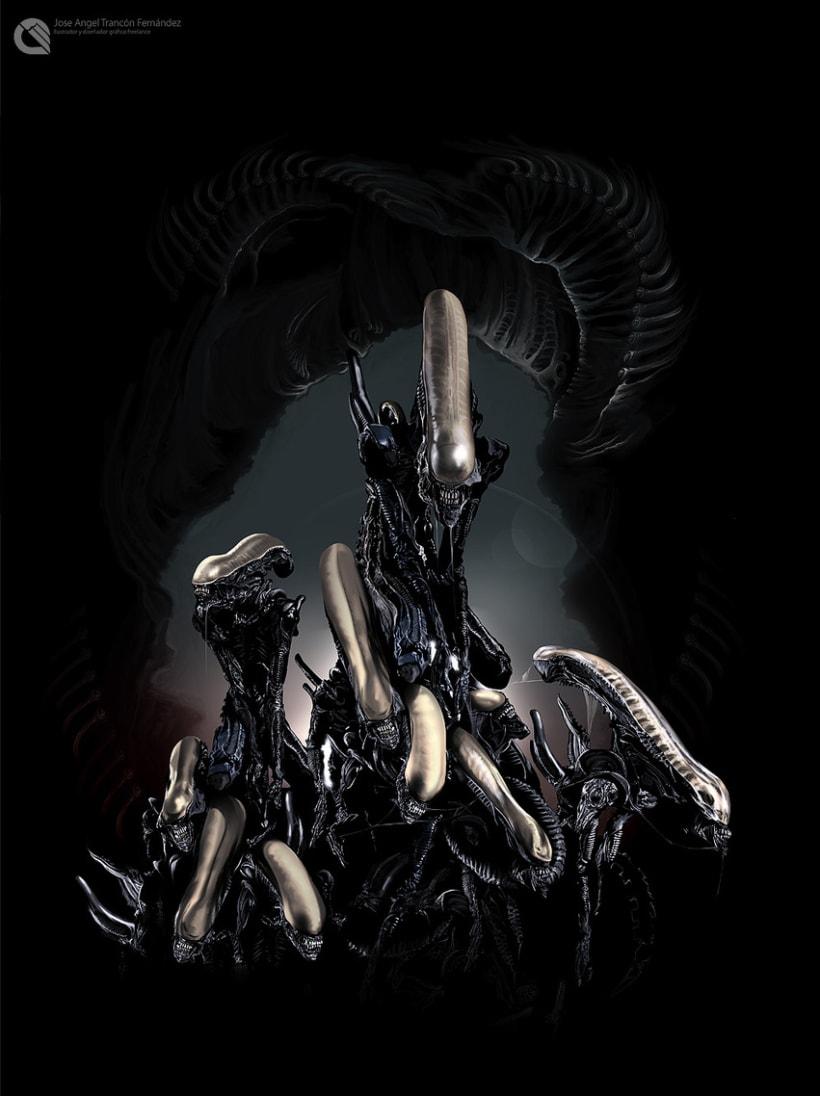Alien Nest 1