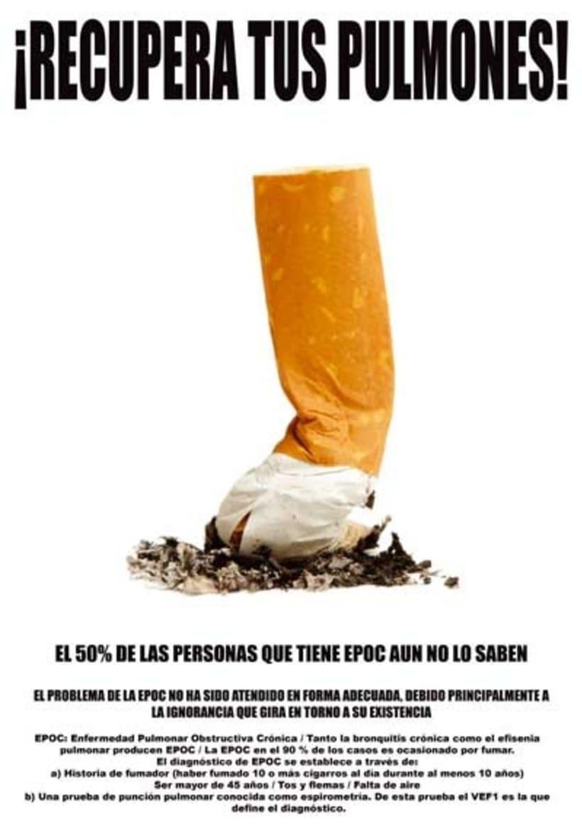 Cartel EPOC 1