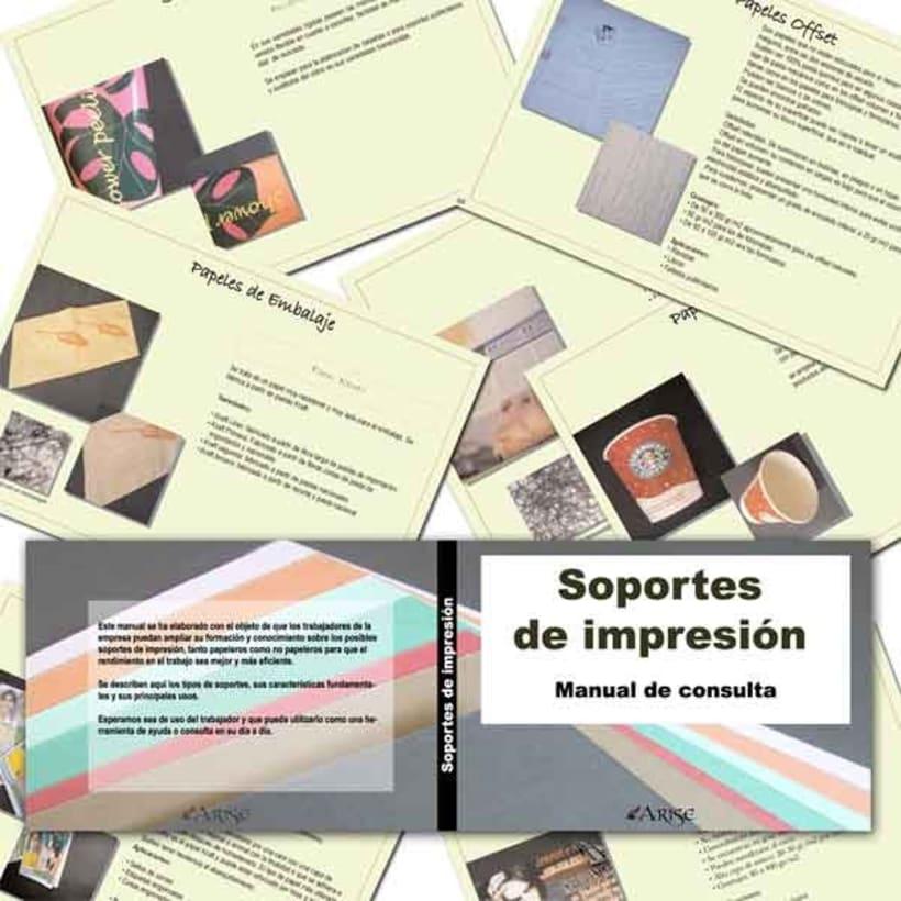 Soportes de impresión 1
