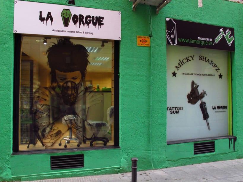 """""""LA MORGUE"""" 3"""