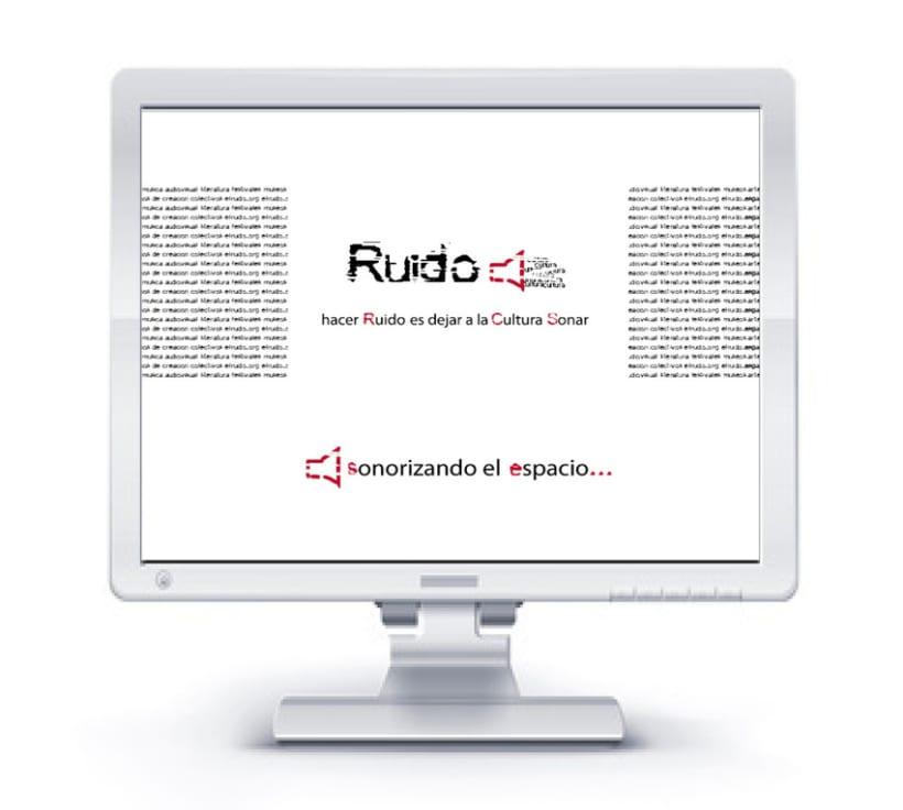 Imagen Corporativa Ruido Asociación Cultural 3