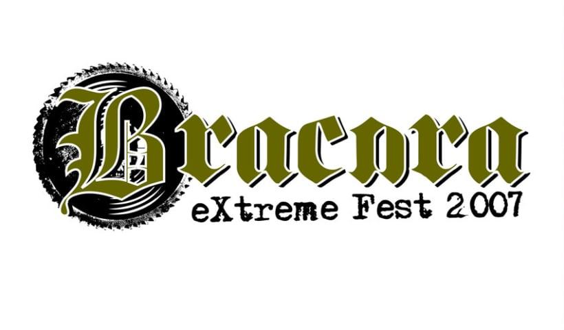 BRACARA FEST | Logo + Poster 1