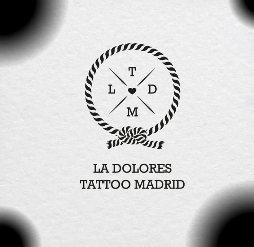 La Dolores Stamp 1