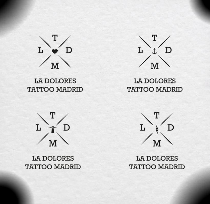 La Dolores Stamp 2