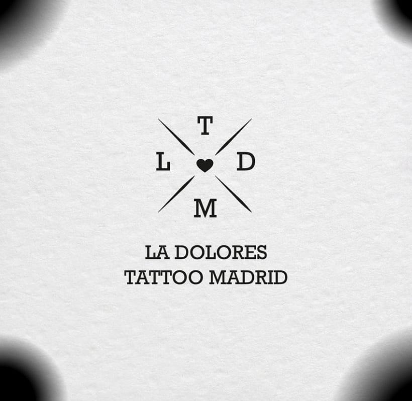 La Dolores Stamp 3