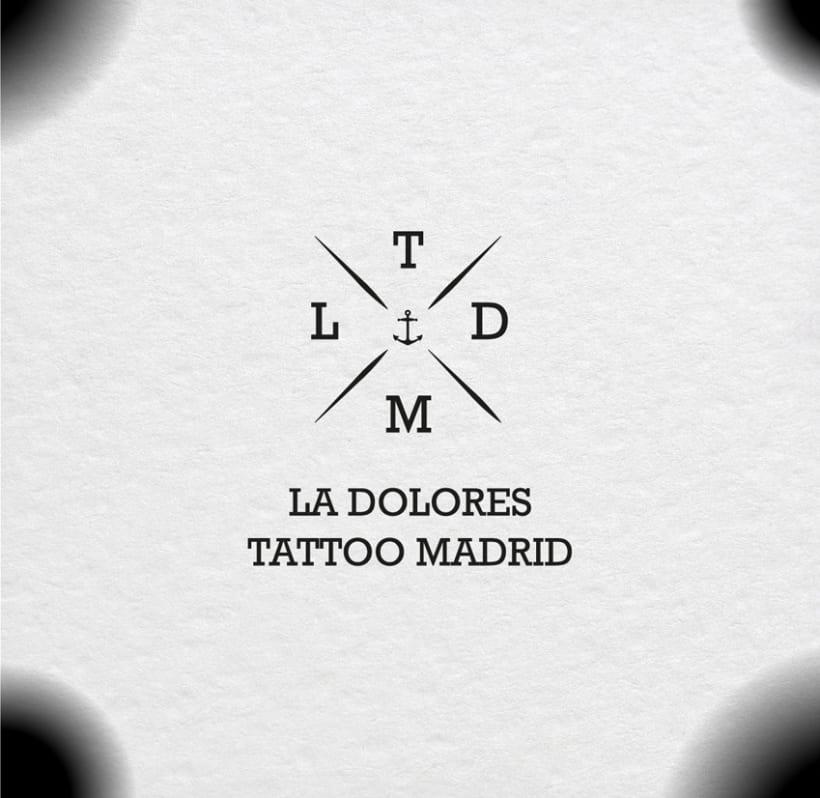 La Dolores Stamp 4