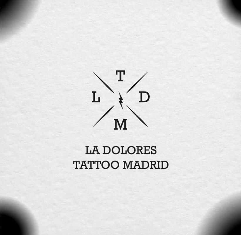 La Dolores Stamp 6