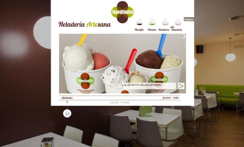 web site Heladería Fiordilate 1