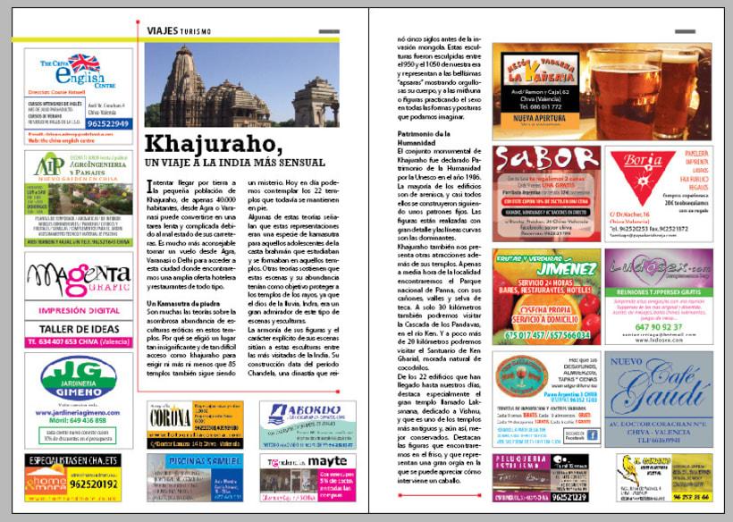 Revista de publicidad 2