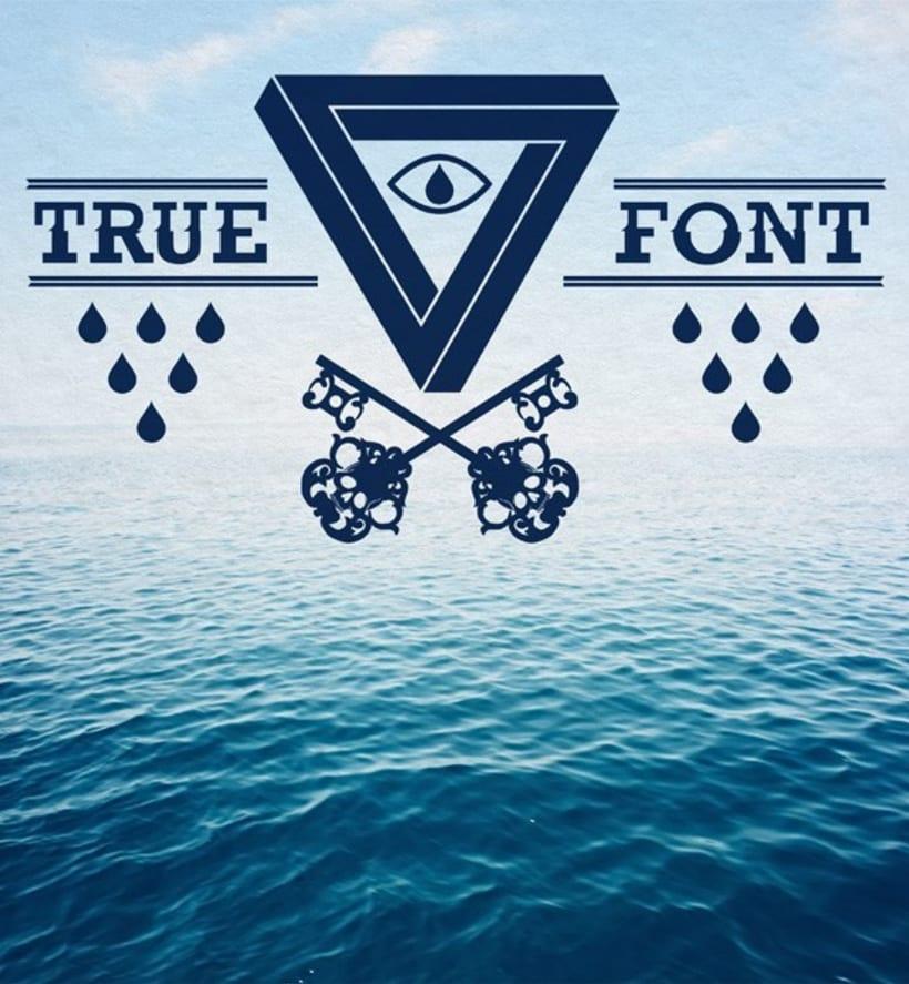True Font 1