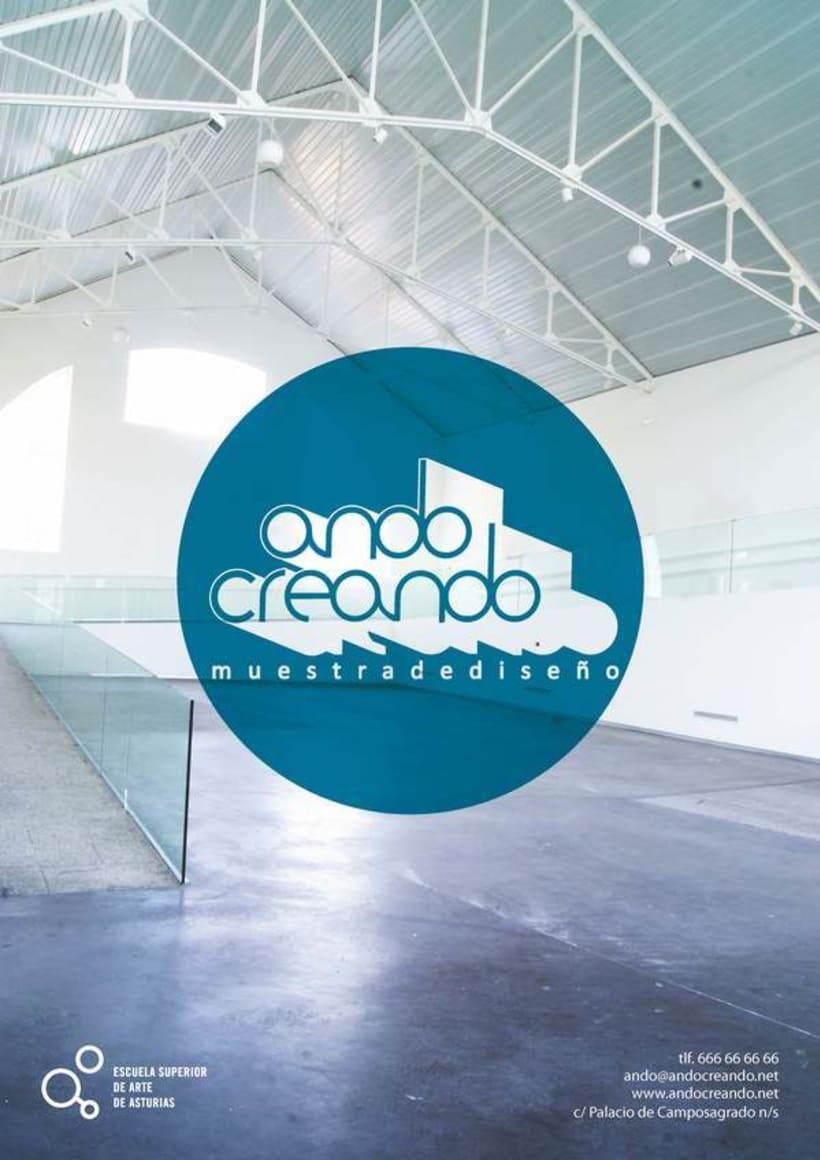 Propuesta Logotipo AndoCreando 3
