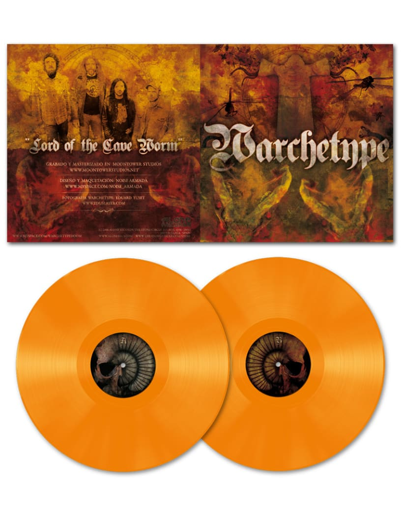 WARCHETYPE - LP | lord of the cave worm 1