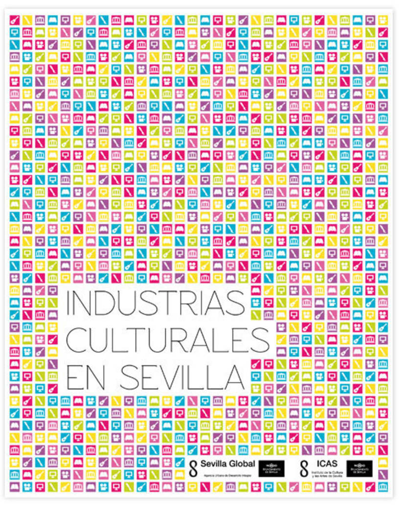 Memoria de las Industrias Culturales en Sevilla 2