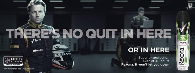 Rexona F1 2