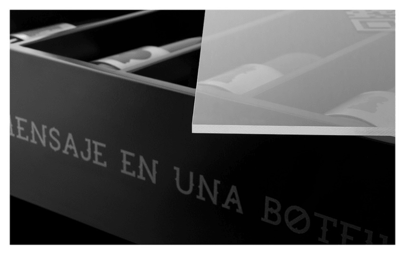 Cuatro Almas | Wine Packaging | Steel 0
