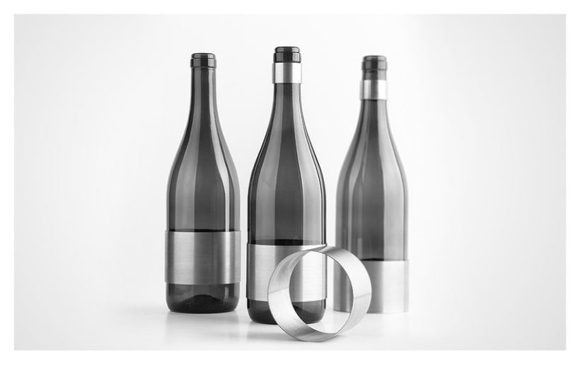 Cuatro Almas | Wine Packaging | Steel 16