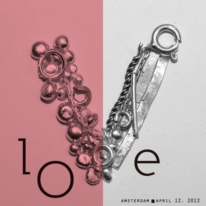 LOVE AMSTERDAM 1
