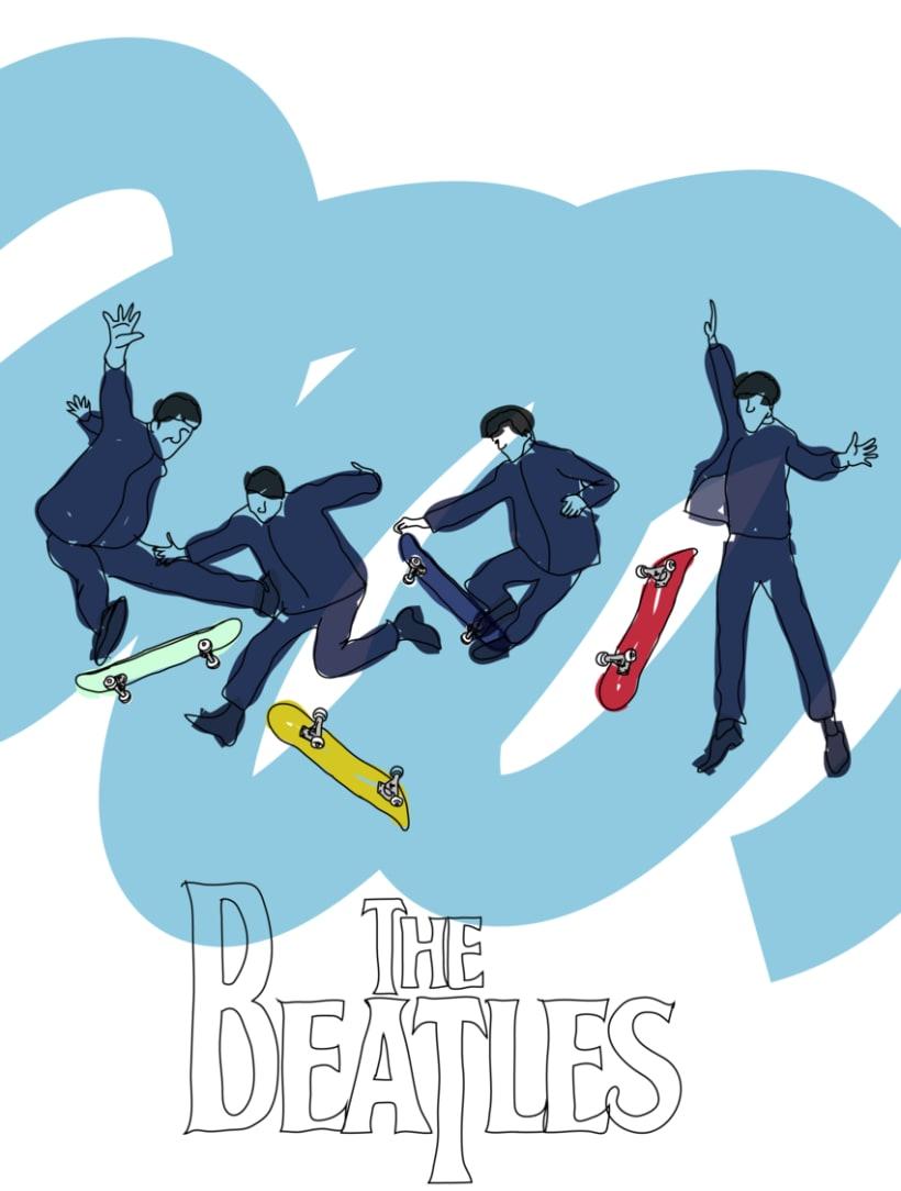 SkateBeatles 1